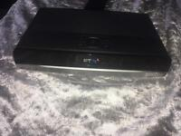BT vision Freeview box