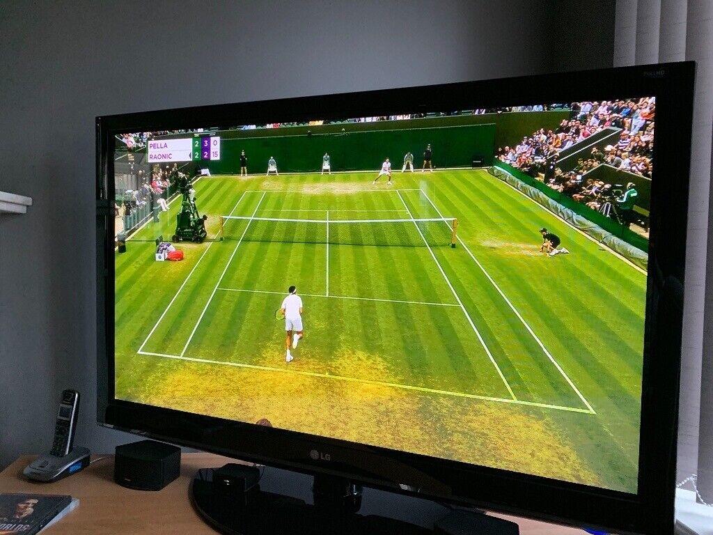 LG 50 inch Plasma TV | in Kelvindale, Glasgow | Gumtree