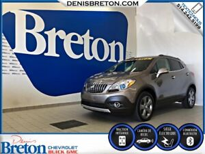 2014 BUICK ENCORE 8 PNEUS INCLUS AWD Convenience