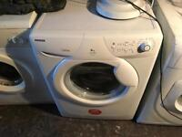 Very nice hoover washing machine 3 months guarantee can deliver