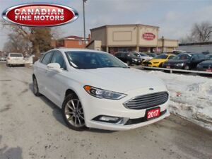2017 Ford Fusion Hybrid CLEAN CARPROOF-LEATHER-ONE OWNER