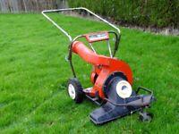 Yard- Man leaf vacuum/ blower ( lawnmowers )