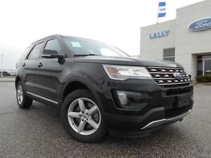 2016 Ford Explorer XLT 4x4 Heated Leather Executive Driven