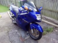 FOR SALE HONDA CBR 1100 SUPER BLACKBIRD