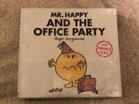 6 Brand New Mr Men and Little Miss books for Grown Ups