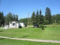 3 Bedroom Mobile on 1/2 an Acre in Winfield!