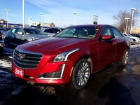 2015 Cadillac CTS 2.0L Turbo Luxury, AWD