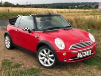 2004 MINI CONVERTIBLE COOPER STUNNING CONDITION 12 MONTHS MOT