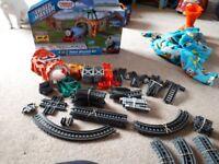 Thomas tank engine trackmaster 5 in 1 builder set