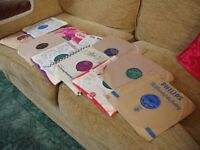12 Original 78's With Original Sleeves. All Good Condition