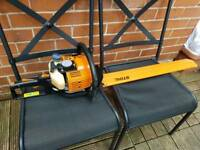 "stihl hs75/hs80 hedge trimmer 30""sharp blade in excellent condition."