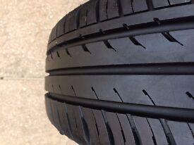 Car Tyre 185 65 15 Conti Eco Contact 3 New Condition