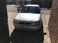 Ford Fiesta,Ghia low Mileage. £100 take it away