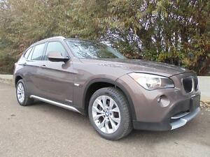 2012 BMW X1 Nav Leather Sunroof