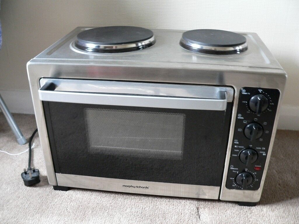 Table Top Ovens Electric ~ Morphy richards electric table top oven hob in