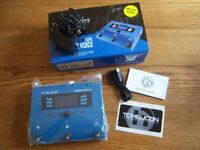 VoiceLive Play vocal effects pedal TC Helicon