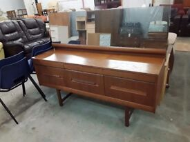 Dressing table large retro