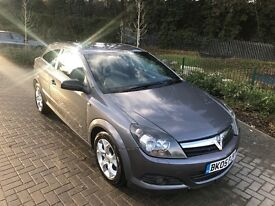 VAUXHALL ASTRA SXI COUPE 2005. 1.7 CDTI