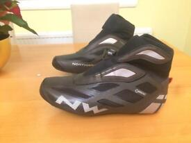 Northwave winter road boots 12.5 or 48