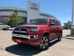 2018 Toyota 4Runner Limited 7 Passenger - Toyota Executive Demo!