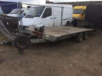 CAR TRANSPORTER TRAILER FOR SALE DELIVERY AVAILIBLE 3500kg