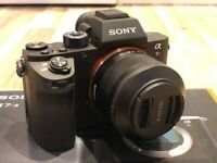 Sony A7R II · Boxed · Like new · Great condition · Body-only · Super-low shutter count