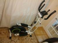 York Fitness 120 active cross trainer