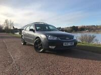 2007 FORD MONDEO LX 2.0 TDCI DIESEL ** 5 DOOR ** MOTED ** CHEAP RUNABOUT