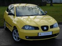 ONLY 62K***Seat Ibiza 1.8 20v Turbo FR 3dr **12 MONTH MOT***FSH** £0 DEPOSIT FINANCE AVAILABLE****