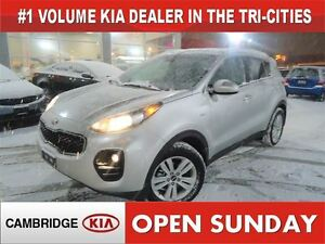 2017 Kia Sportage LX / AWD / ALLOY WHEELS / 24KM