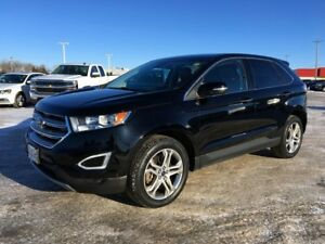 2016 Ford Edge Titanium AWD *Parallel Park Assist* *Lane Keep* *