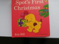 Spot's First Christmas (Board book) brand new