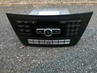 Mercedes c class cd head unit