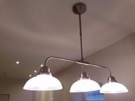 Beautiful John Lewis ceiling light