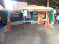 trailer tent raclet cortina model.