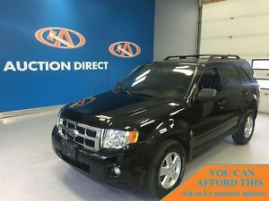 2011 Ford Escape XLT,LOW KM'S,FINANCE NOW!!