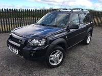 2006 06 LANDROVER FREELANDER 1.9 TD FREESTYLE *DIESEL* 4x4, 5 DOOR ESTATE CAR - SUPERB EXAMPLE!