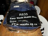 Easy wash 6ft Stable Rug by Masta
