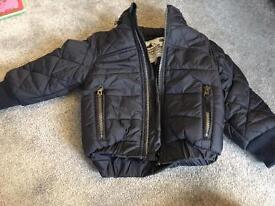 M&S coat 12-18 months coat
