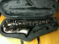 Saxophone alto trevor James the horn revolution Il black