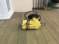 Karcher preasure washer and floor washer