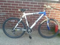 24 in mountain bike made by moonfox