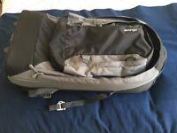Vango roller rucksack 60L + 20L travelling suitcase backpack