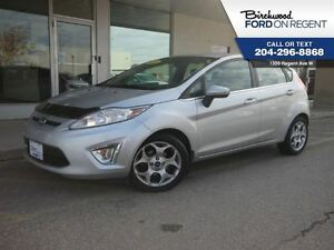 2011 Ford Fiesta SES Hatchback *Htd Leather/Moonroof*