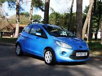 Ford KA 1.2 Style + 3dr,,,,,,,,,,,,,,£3,495 p/x considered £30 Road Tax