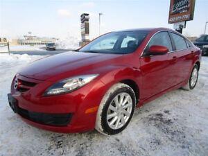2011 Mazda MAZDA6 GS,AUTOMATIQUE,4CYL;2.5L.,66000KM,A-1;CERTIFIE