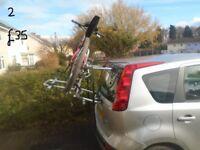 bike rack /bike carriers halfords