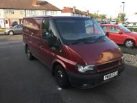 2006, 55 plate Ford Transit 100 T280