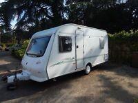 Elddis 2000 crown 475 caravan for sale