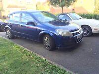 Vauxhall Astra 1.7 CDTI 2004